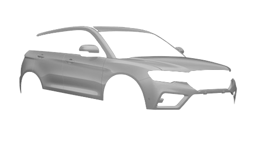 ����� ������ Haval H6 Coupe